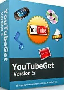 YouTubeGet 6.2.1 download