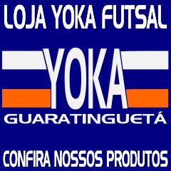 Produtos YOKA FUTSAL