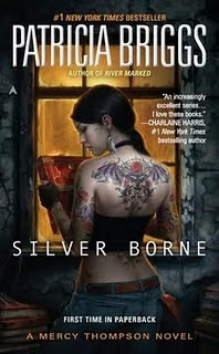 Silver Borne por Patricia Briggs