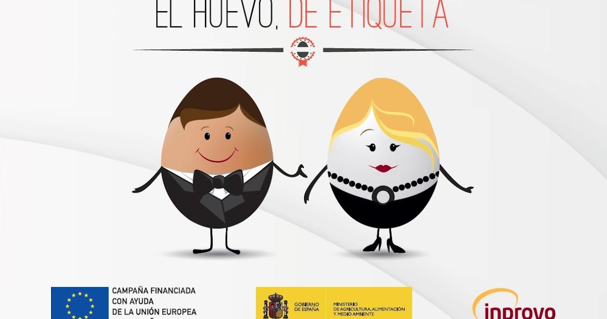 El huevo de etiqueta semanadelhuevo gastroaventuras de for Huevo en el ano