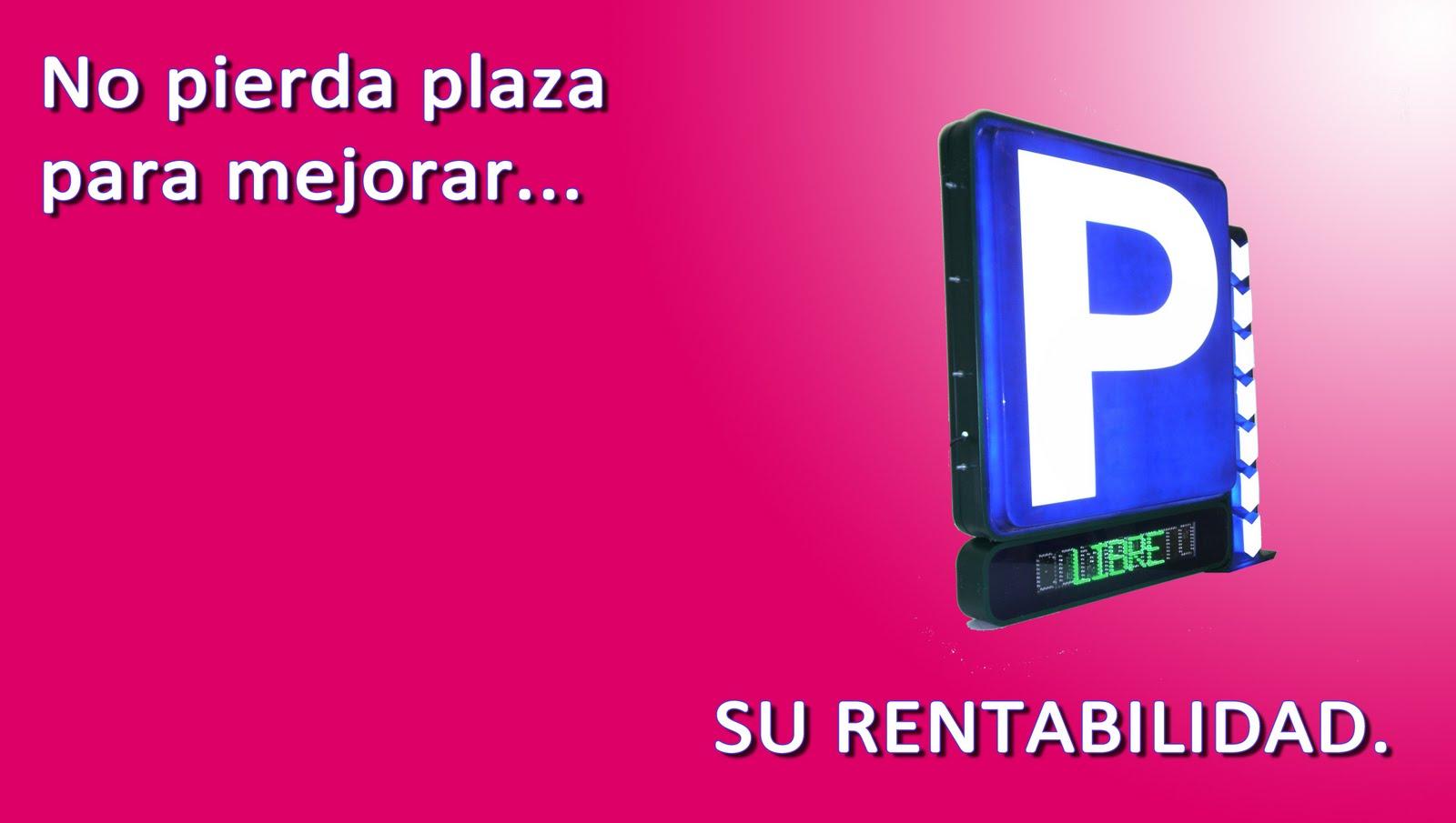 R tulos talaver n for Rentabilidad parking