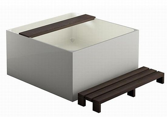 Accesorios De Baño Colocados: de Treos La bañera minerales deriva su nombre de la fundición de