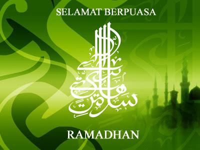 Selamat Menjalan Ibadah Puasa Ramadhan 1433 H