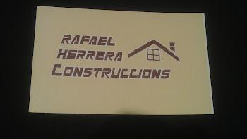 CONSTRUCCIONS RAFAEL HERRERA