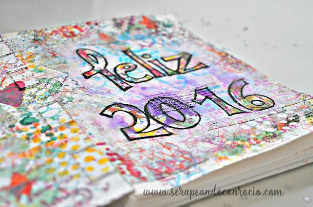 Feliz Año Scrap