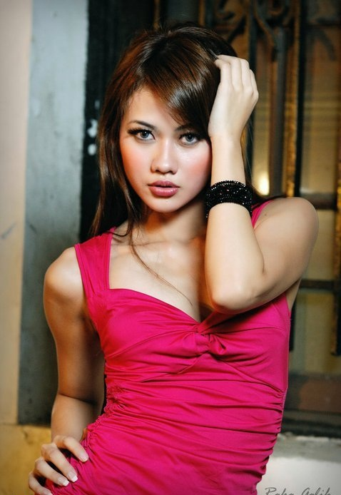 Emma Kurnia Sey Indonesia Model Gallery Tisue Basah Celebrity