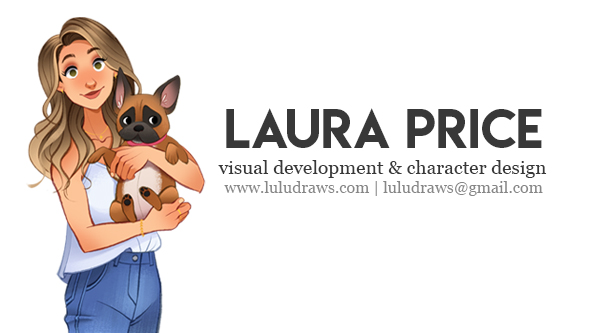 The Art of Laura Price