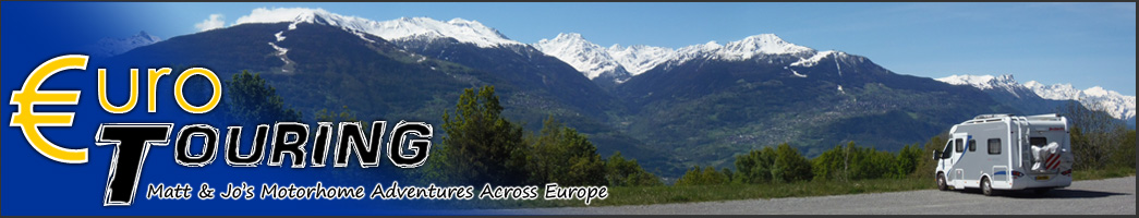 Euro Touring | Travelling Europe in a Motorhome