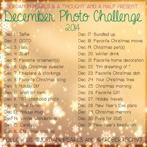 december christmas photo challenge