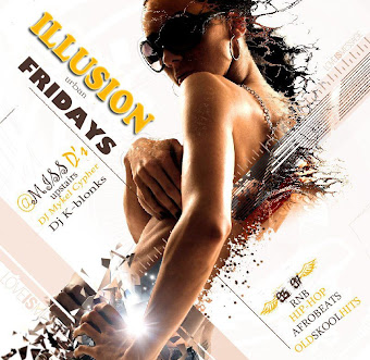 ILLUSION URBAN FRIDAYS