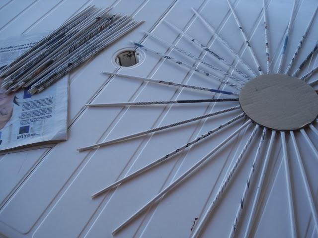 Manos a la obra como hacer cestas de papel periodico - Cestas de periodico ...