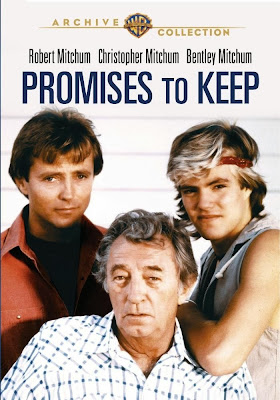 Promises to keep (released in 1985) - Starring 3 generations of Mitchums - Robert, Christopher and Bentley