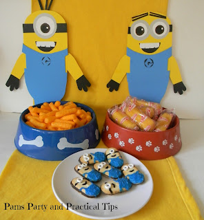 Despicable Me Party Food Ideas