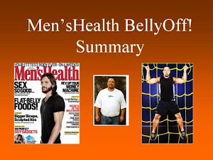 MEN'S HEALTH BELLY OFF! MONTHLY SUMMARY