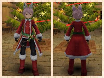 サンタ衣装 男