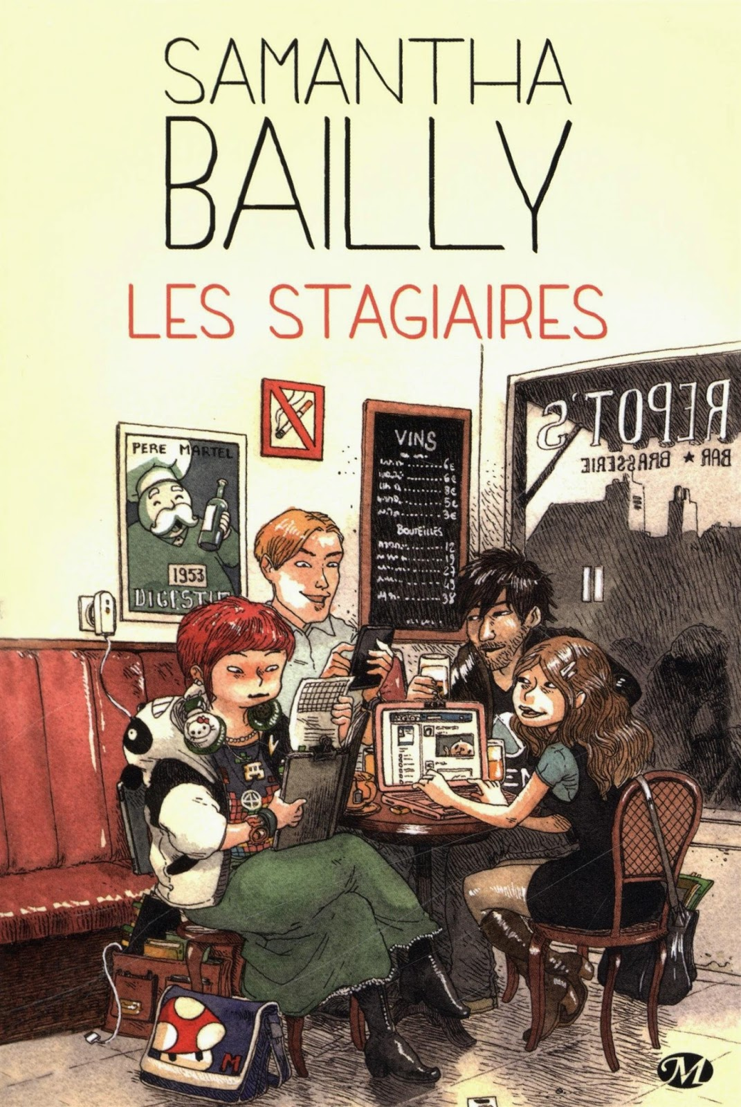 Bailly, Samantha - Les Stagiaires