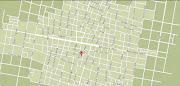 Contacto. Ubicación en La Plata, Provincia de Buenos Aires: mapa carmen