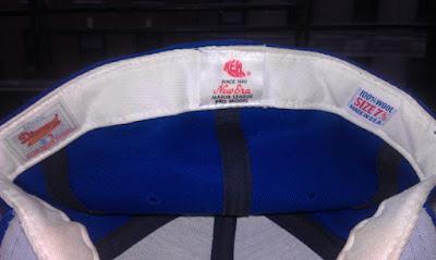 1990's Seattle Mariners New Era Cap - Grey Bottom, White Lining