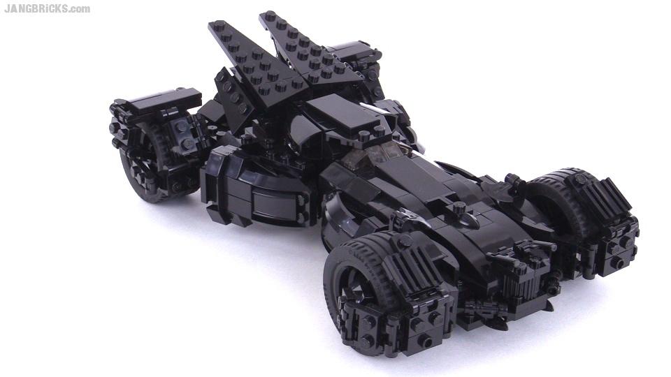 custom lego batman vs superman batmobile moc 2nd look. Black Bedroom Furniture Sets. Home Design Ideas