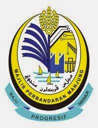 Jawatan Kerja Kosong Majlis Perbandaran Manjung (MPM) logo www.ohjob.info disember 2014