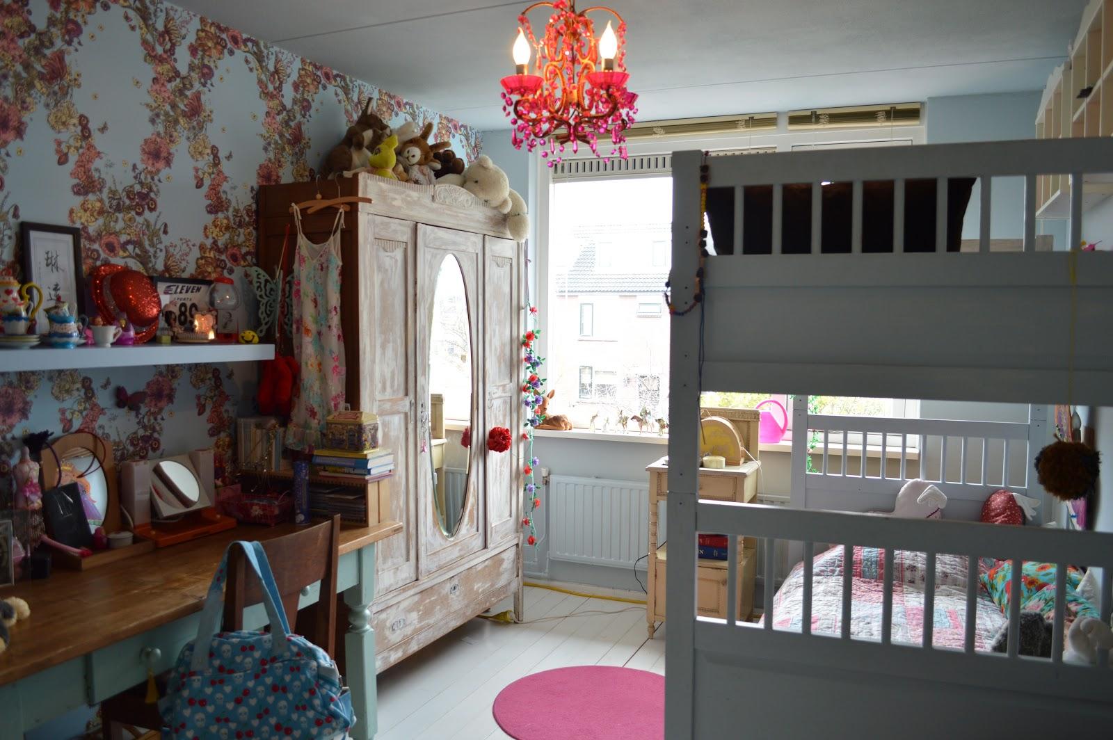 Girls room oldroom 2 - Jarige dochters kamer ...