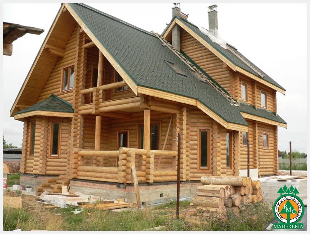 Productos maderables de cuale tipos de estructuras de - Casas estructura de madera ...