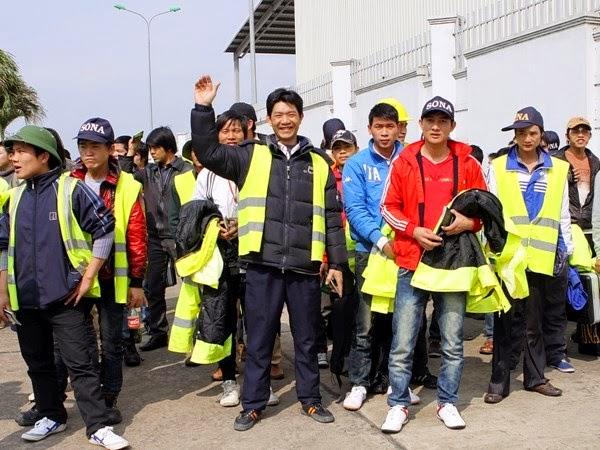 Mở lối mới cho xuất khẩu lao động