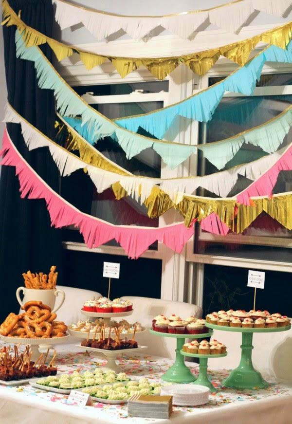 Faça você mesmo: Incríveis decorações de festa fáceis e baratas ...