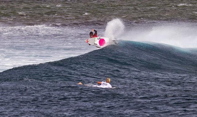 Fiji Pro 2014 Ronda 1 Foto ASP Kirstin Scholtz Gabriel Medina
