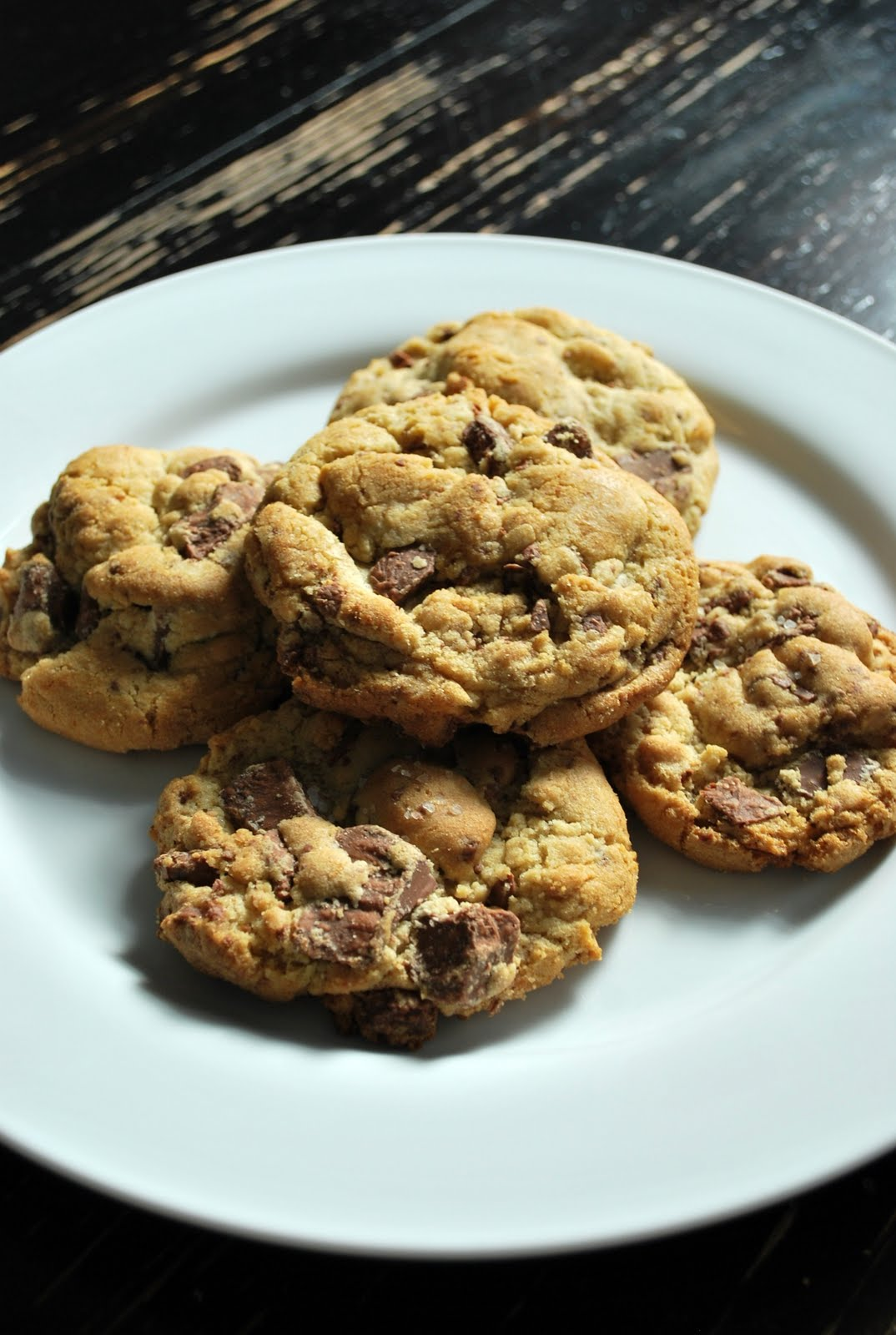 jacques torres chocolate chip cookies yield approximately 18 cookies ...