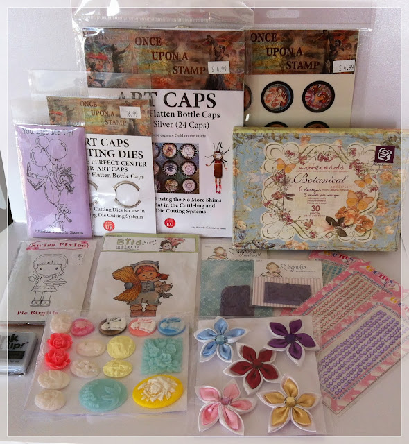 Craftylollea's Craftroom blog candy