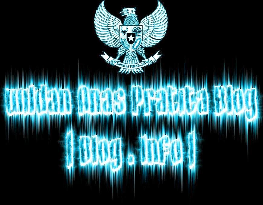 Wildan Anas Pratita Blog |Blog Info|