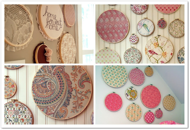 Decora reciclando ideas para decorar las paredes - Ideas para decorar reciclando ...