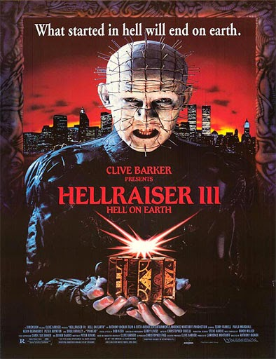 Ver Hellraiser 3: Hell on Earth (1992) Online
