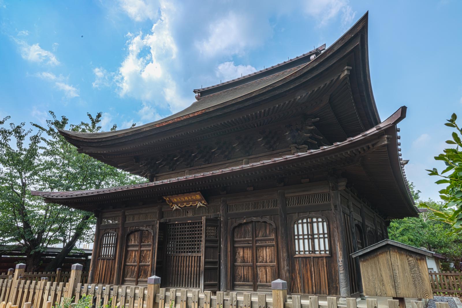正福寺、地蔵堂の写真