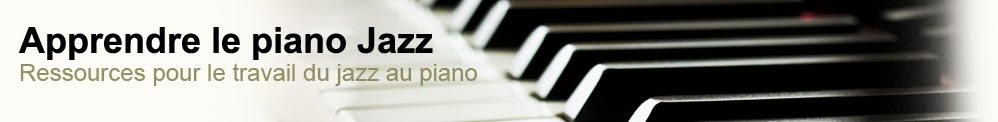 Apprendre le piano jazz
