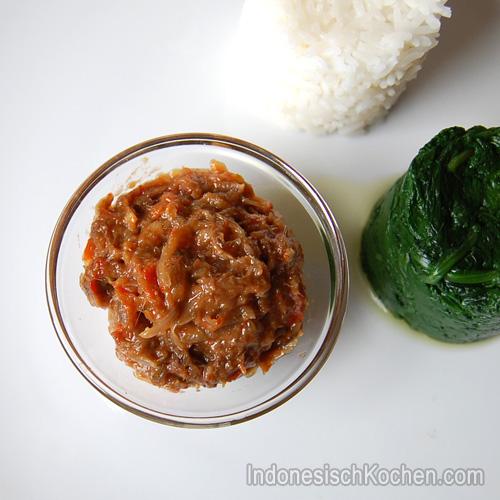 sambal anchovis rezept indonesisch kochen