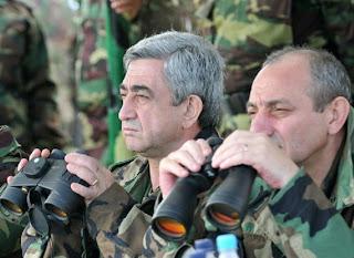 անի մարգարյան բլոգ artsakh army military bako serj sargsyan