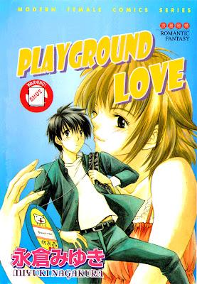 Скачать мангу Playground Love / Любовь на игровом поле