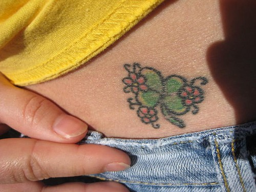 Hip tattoos for men