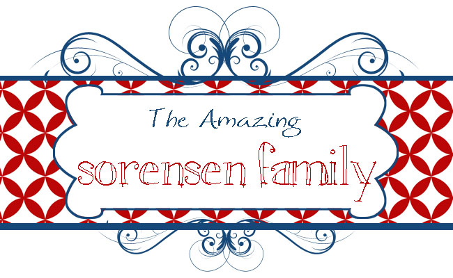 The Amazing Sorensen Family