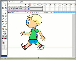 flash animation
