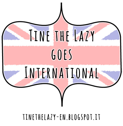 tine the lazy goes international