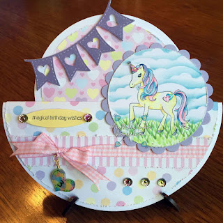 Stampin Up Pony Party