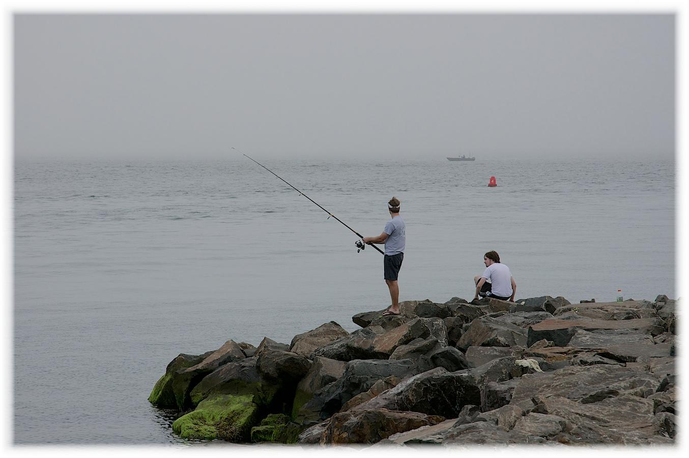 Connecticut diaries fishing niantic bay for Fishing charters ct niantic
