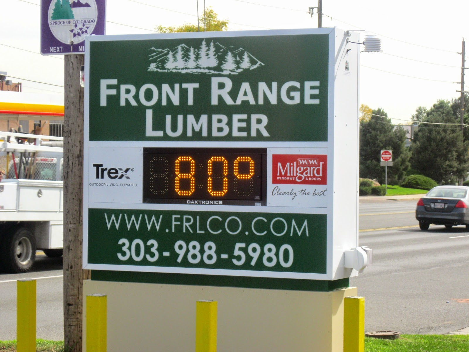 Front Range Lumber 1741 South Wadsworth Blvd. Lakewood, CO 80232