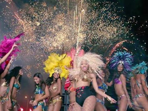Nicki Minaj - Pound The Alarm Official Video
