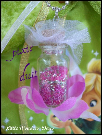 How to make a Fairy Dust necklace