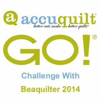 Accuquilt GO Challenge 2014