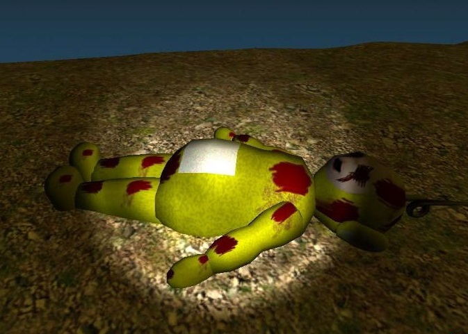 Game Slendytubbies